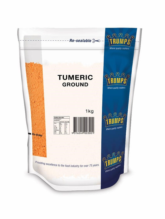 Trumps Ground Tumeric 1kg