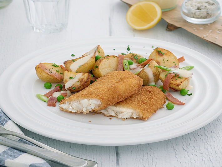 Captains Catch Crumbed Whiting 24 x110gm