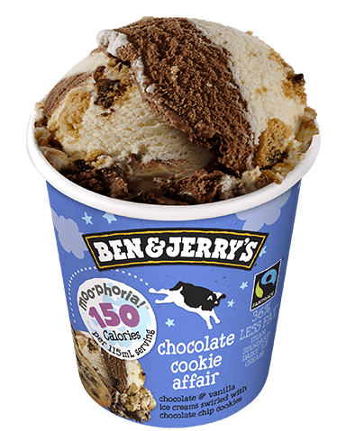 Ben & Jerry's Chocolate Cookie Affair MOO 458ml
