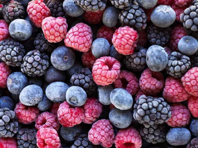 Frozen Mixed Berries 1kg