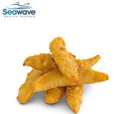 Seawave Pale Ale Battered Flathead 3kg