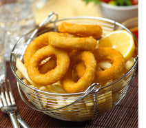 Seawave Genuine Cr Squid Rings 1kg