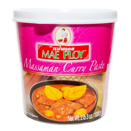 Mae Ploy Mussaman Curry Paste 1kg