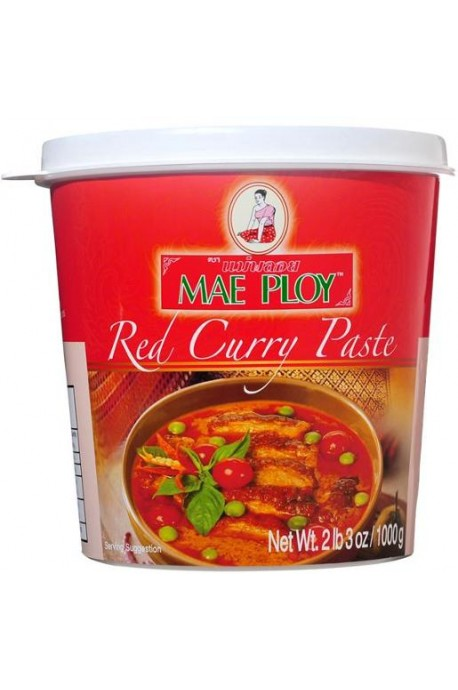 Mae Ploy Red Curry Paste 1kg