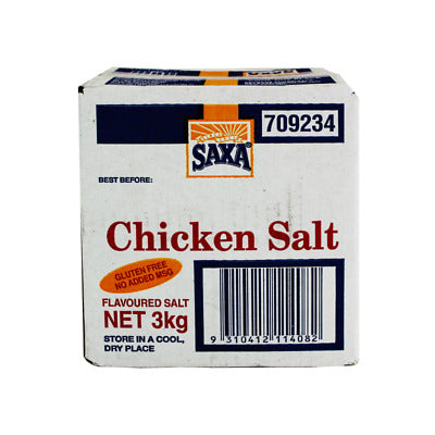 Saxa Chicken Salt 3kg