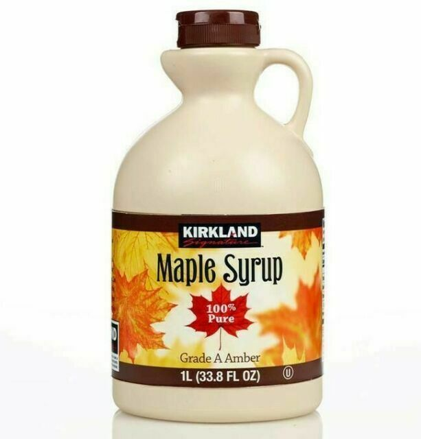 Canadian Pure Maple Syrup 1lt