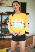 Load image into Gallery viewer, Loved Classic Crew Tie Dye Sweatshirt