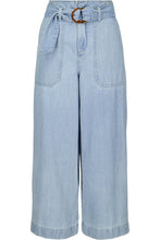 Load image into Gallery viewer, Bishop + Young Boheme Culotte Denim Pant