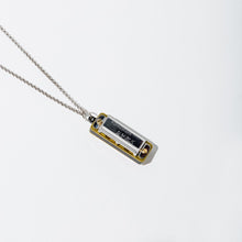 Load image into Gallery viewer, Larissa Loden Harmonica Pendant