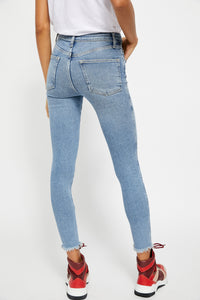 RAW HIGH RISE JEGGING