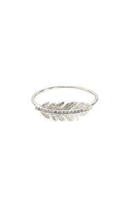 Tai Feather Ring