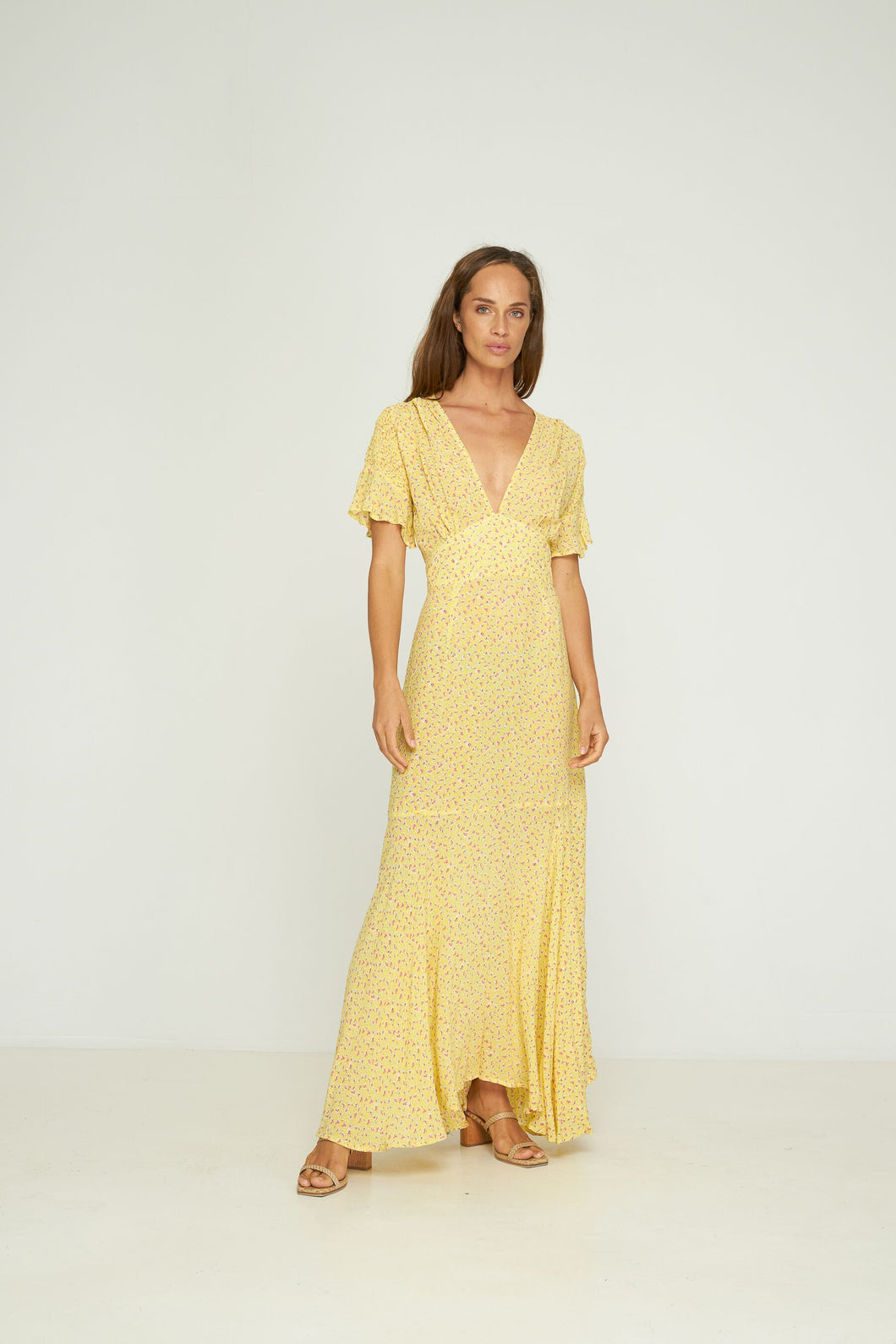 RUE STIIC MONA MAXI DRESS