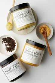 Fig + Yarrow Sugar Scrub | Lemongrass + Lime 16 oz