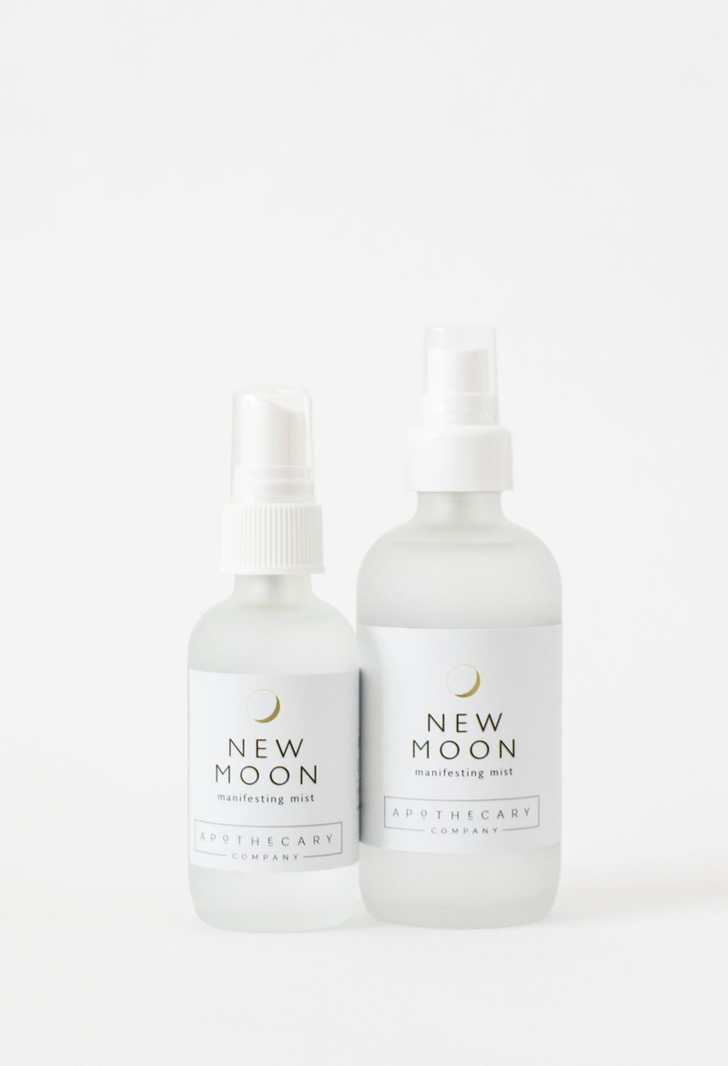 APOTHECARY COMPANY  NEW MOON MANIFESTING MIST