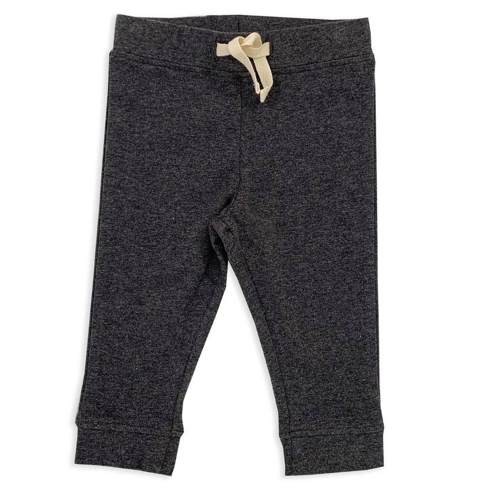 Drawstring Jogger Baby Pants (Organic Cotton)