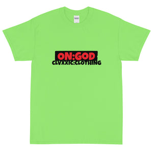 ON:GOD C:C Short Sleeve T-Shirt