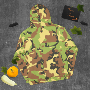 ON:GOD C:C Army camouflage  Unisex Hoodie