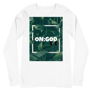 ON:GOD CLssic Clothing Unisex Long Sleeve Tee
