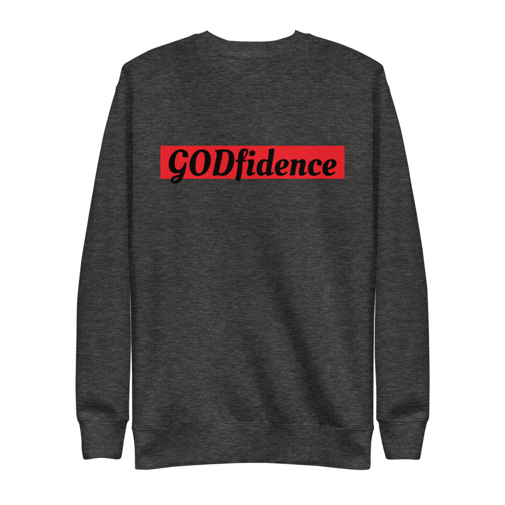 ON:GODfidence Unisex Fleece Pullover