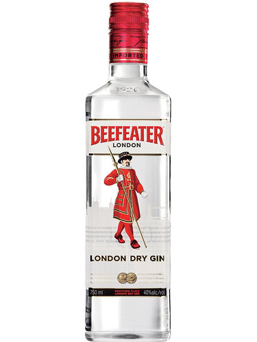 Beefeater Gin 750ml - Togetherstore Zambia