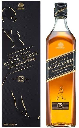 Johnnie Walker Black Label 750ml - Together Store Zambia