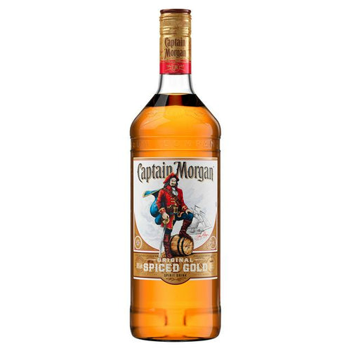 Captain Morgan Spiced Gold Rum 750ml - Together Store Zambia