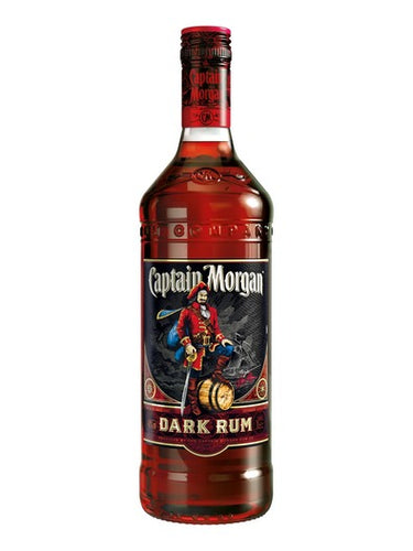 Captain Morgan Dark Rum 750ml - Together Store Zambia