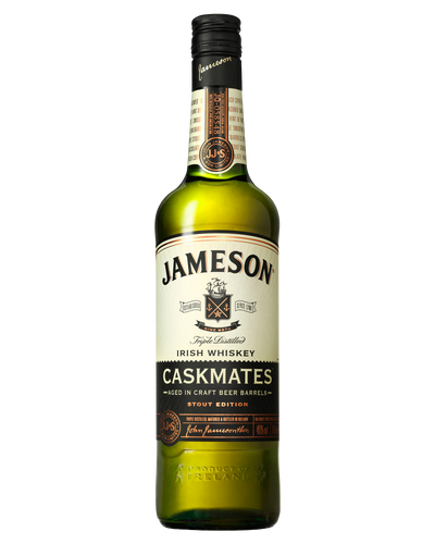 Jameson Caskmates Whiskey 750ml - Togetherstore Zambia