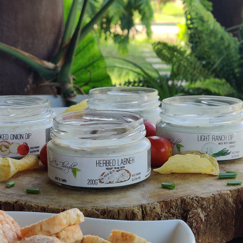 Food For Thought - Dips, Spreads, Pâtés & Sauces - Togetherstore Zambia