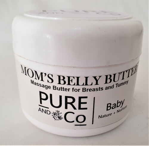 Mom's Belly Butter - 250ml - Togetherstore Zambia