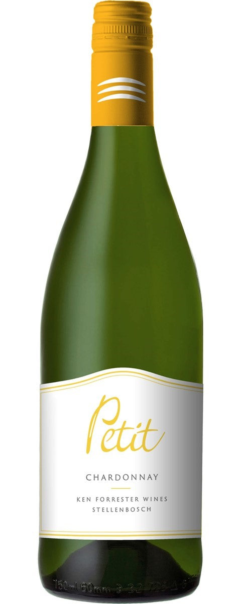 KEN FORRESTER Petit Chardonnay 750ml - Togetherstore Zambia
