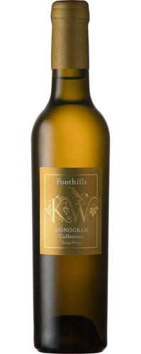 FOOTHILLS VINEYARDS Monogram Straw Wine 375ml - Togetherstore Zambia
