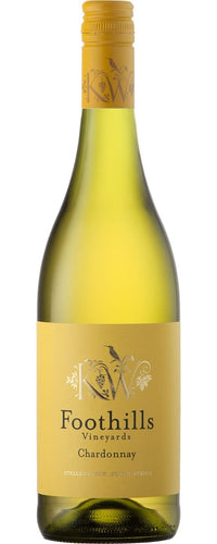 FOOTHILLS VINEYARDS Chardonnay 750ml - Togetherstore Zambia