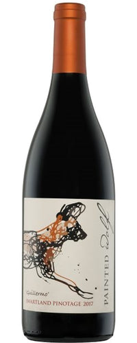 PAINTED WOLF WINES Guillermo Swartland Pinotage 750ml - Togetherstore Zambia