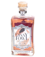 Load image into Gallery viewer, GINNY FOWL Wild Hibiscus & Naartjie Gin 750ml - Togetherstore Zambia