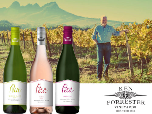 Ken Forrester | Virtual Tour & Tasting | Starter Pack - Together Store Zambia