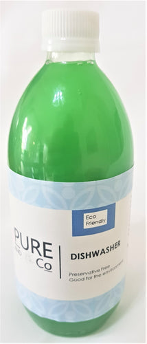 Eco-Friendly Dish Washing Liquid - 500ml - Togetherstore Zambia