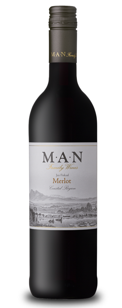 MAN FAMILY WINES Jan Fiskaal Merlot 750ml - Together Store Zambia