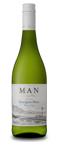 MAN FAMILY WINES Warrelwind Sauvignon Blanc 750ml - Togetherstore Zambia