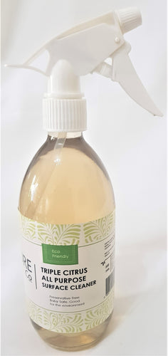 Eco-Friendly Triple Action Surface Spray - 500ml - Togetherstore Zambia