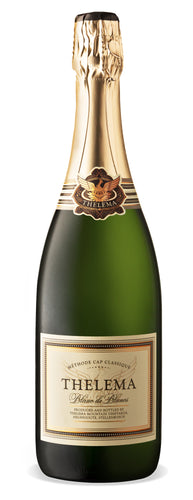 THELEMA Blanc de Blancs MCC 750ml - Togetherstore Zambia