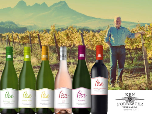 Ken Forrester | Virtual Tour & Tasting | Pro Pack - Together Store Zambia
