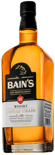 BAIN'S Cape Mountain Whisky 750ml - Togetherstore Zambia