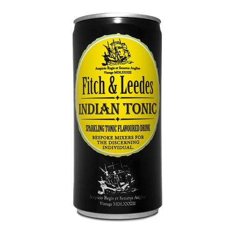 FITCH & LEEDES Indian Tonic 200 ml - Togetherstore Zambia