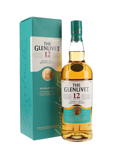 The Glenlivet 12yo 750ml - Togetherstore Zambia