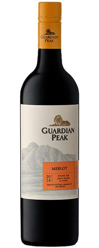 GUARDIAN PEAK Merlot 750ml - Togetherstore Zambia