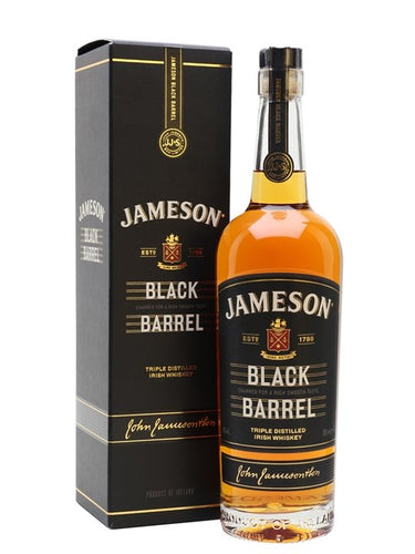 Jameson Black Barrel Whiskey 750ml - Togetherstore Zambia