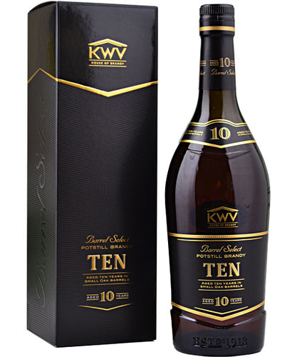 KWV Brandy 10 yo 750ml - Together Store Zambia