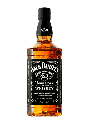 Jack Daniel's Tennessee Whiskey 750ml - Togetherstore Zambia