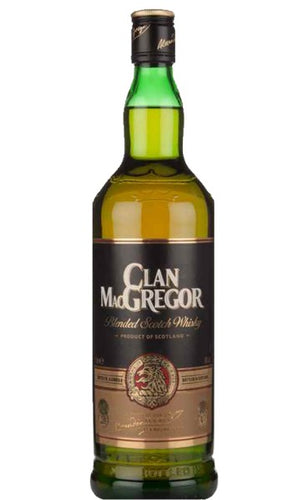 Clan McGregor Whisky 750ml - Together Store Zambia